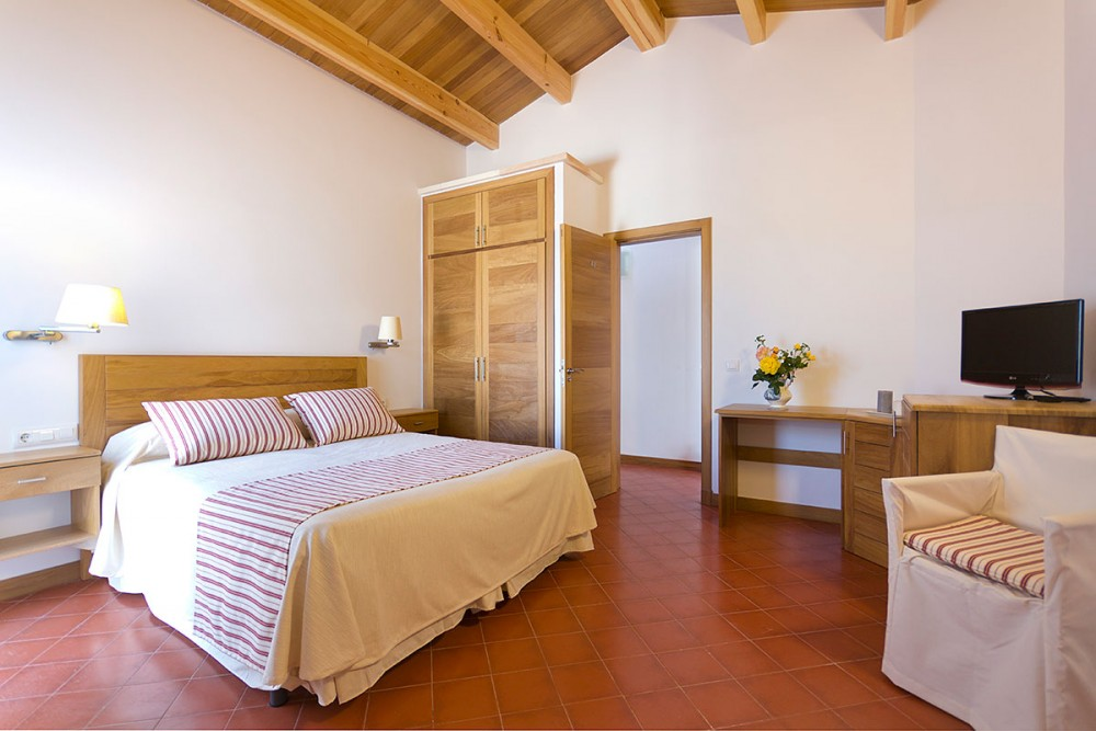 Accommodation in a cottage in Menorca