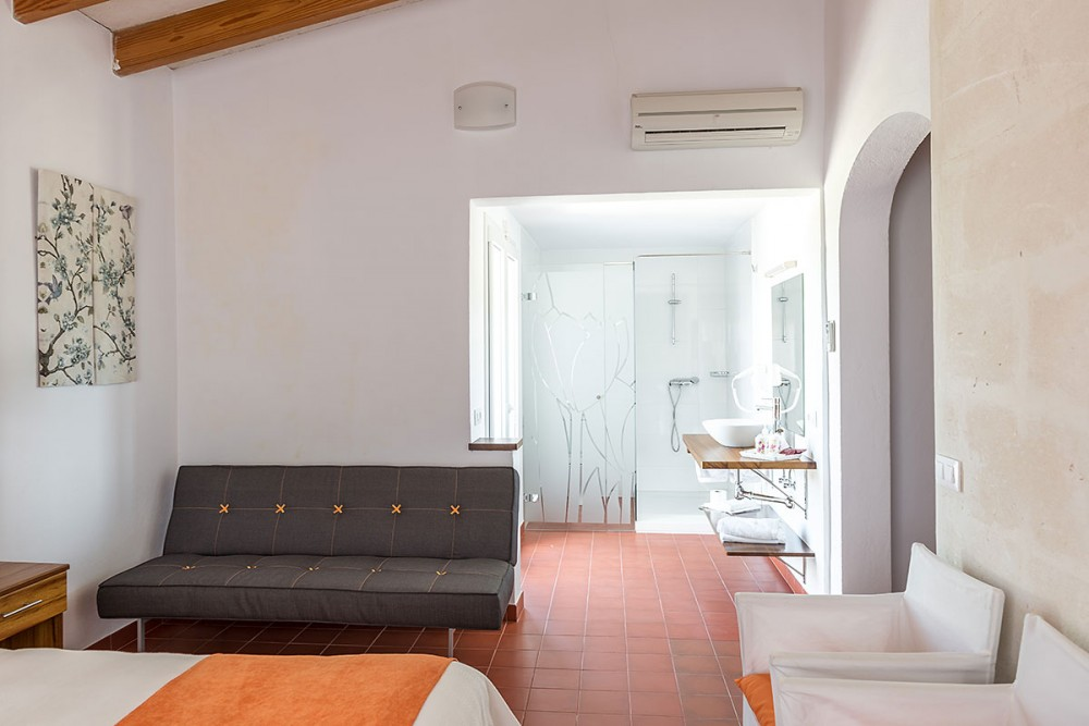 Rooms fully equipped for your comfort